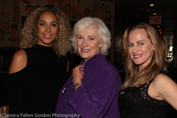 Leona Lewis, Betty Buckley and Mamie Parris
