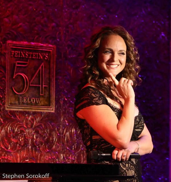 BWW Review: Melissa Errico Tackles the Big Questions of Life and Art in FUNNY, I'M A WOMAN WITH CHILDREN at Feinstein's/54 Below