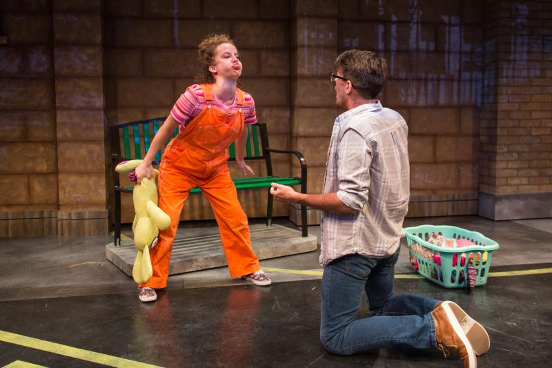 BWW Review: KNUFFLE BUNNY Spins a Great Tale at Adventure Theatre MTC