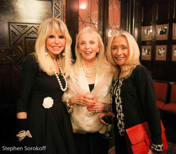 Georgia Witkin Tadross, Lillian Shiller, Eda Sorokoff Photo