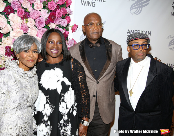 Cicely Tyson. LaTanya Richardson Jackson, Samuel Jackson and Spike Lee
