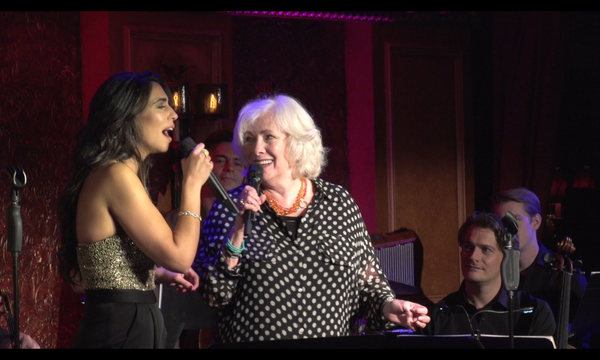 KIM MARESCA and BETTY BUCKLEY