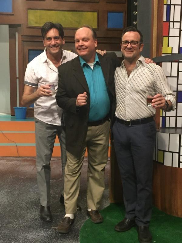 Jeff Max, Bret Tuomi, Stef Tovar