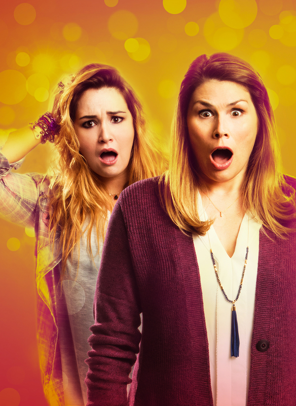Photo Flash: Artwork Revealed for Disney's FREAKY FRIDAY Musical in D.C.
