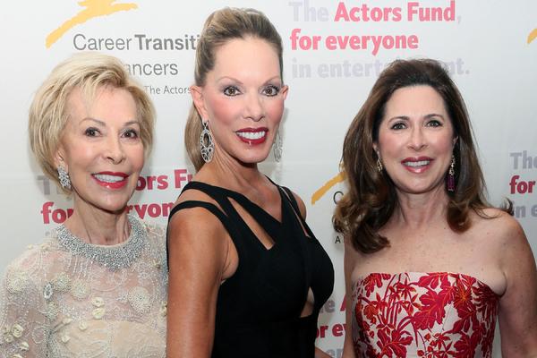 Anka Palitz, Michele Riggi and Ann Vanness