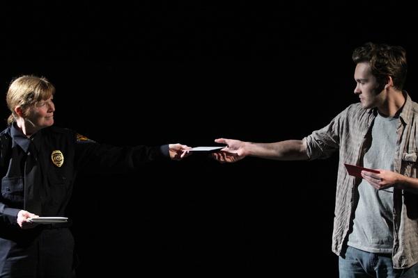 Melissa Riemer and Carson Schroeder