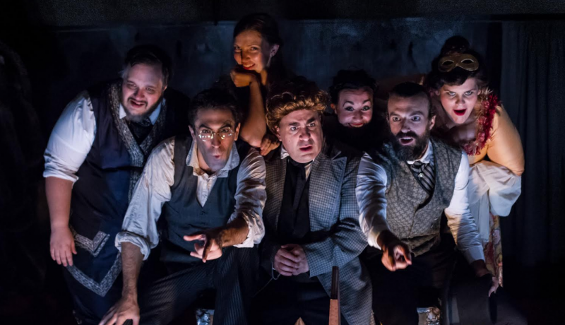 BWW Review: Landmark Musical THE BLACK CROOK Returns To New York