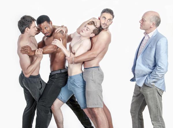 Rob Ostlere, Alexander Kiffin, Jack Archer, Gavin Brocker and Timothy Harker