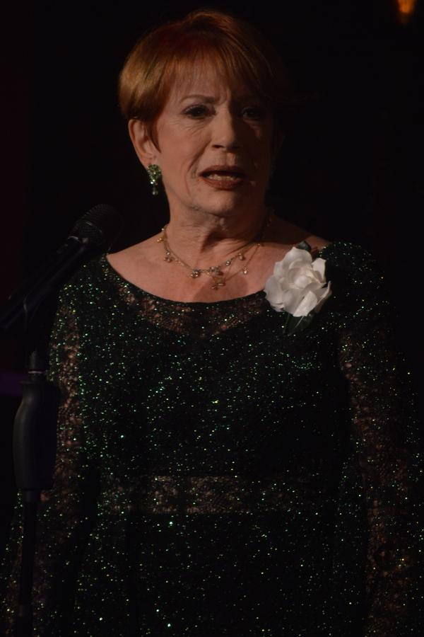 Photo Flash: NANCY DUSSAULT at Feinstein's 54 Below