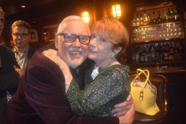 Jim Brocheu and Nancy Dussault Photo