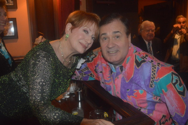Nancy Dussault and  Lee Roy Reams Photo