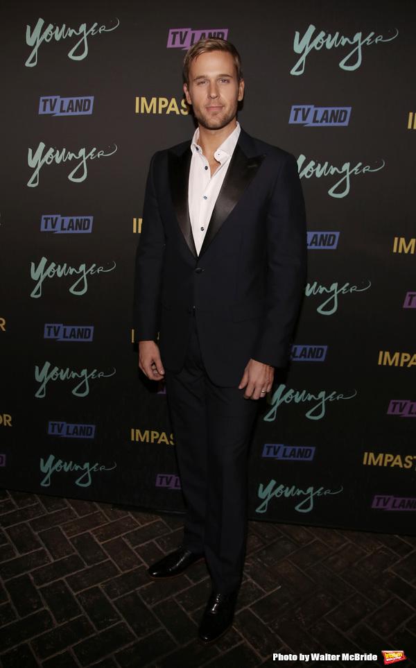 Photo Coverage: Sutton Foster & More Celebrate YOUNGER Season 3 Premiere