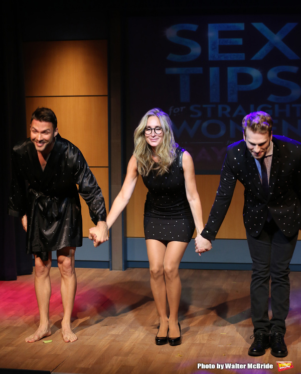 Michael Milton, Sonja Morgan and Grant MacDermott