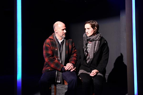 Photo Flash: New Shots for Akvavit Theatre's HAND IN HAND