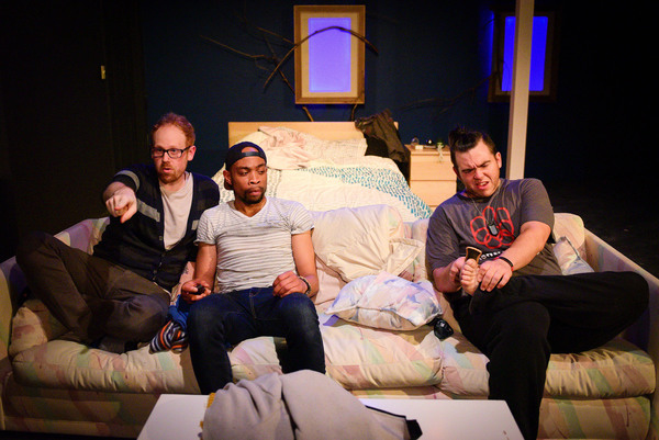 Photo Flash: New Shots for Akvavit Theatre's HAND IN HAND
