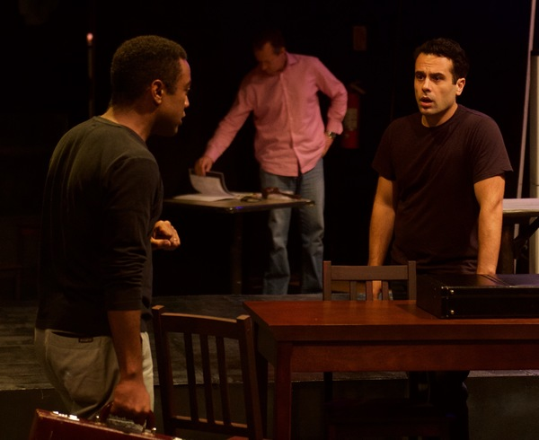 Photo Flash: First Look at TexARTS' A FEW GOOD MEN