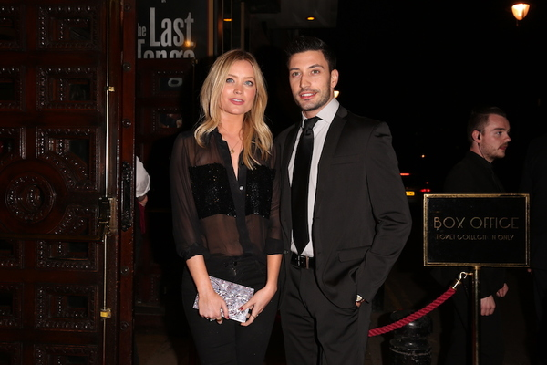 Photo Flash: STRICTLY Stars At West End Premiere of THE LAST TANGO