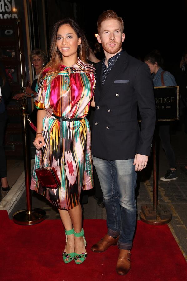 Katya and Neil Jones