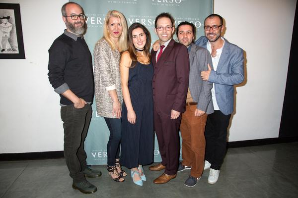 Photos: Helder Guimaraes' VERSO Celebrates a Magical Opening Night