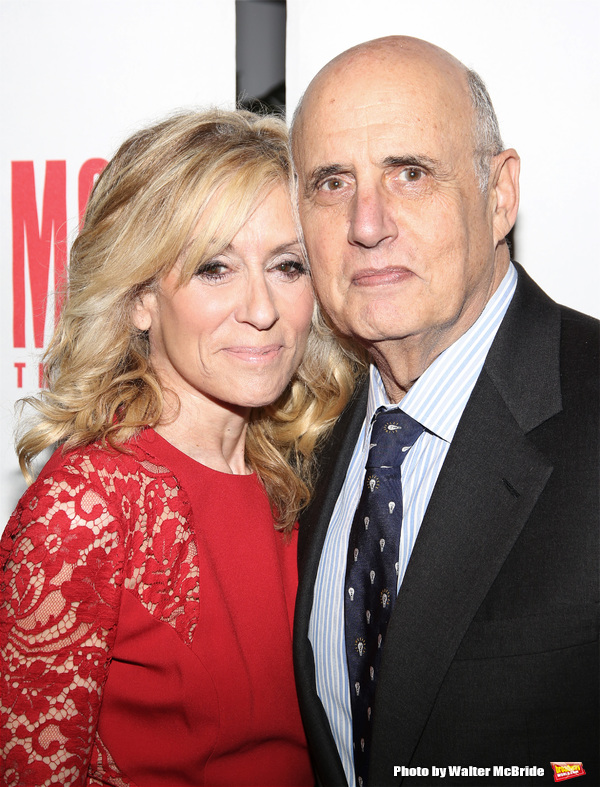 Judith Light and Jeffrey Tambor
