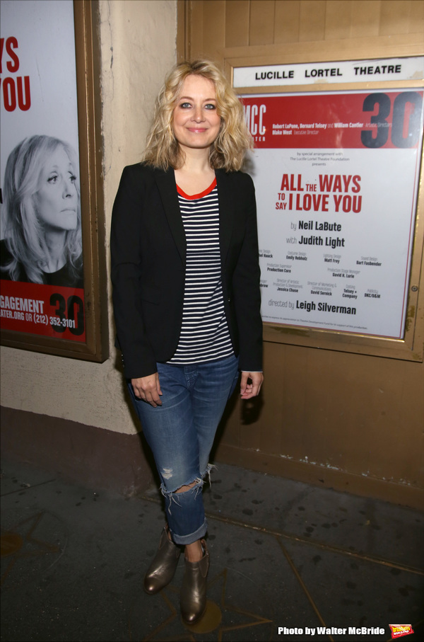 Photo Coverage: MCC Celebrates Opening Night of ALL THE WAYS TO SAY I LOVE YOU