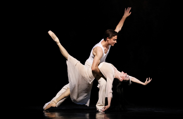 Sara Webb and Ian Casady Photo