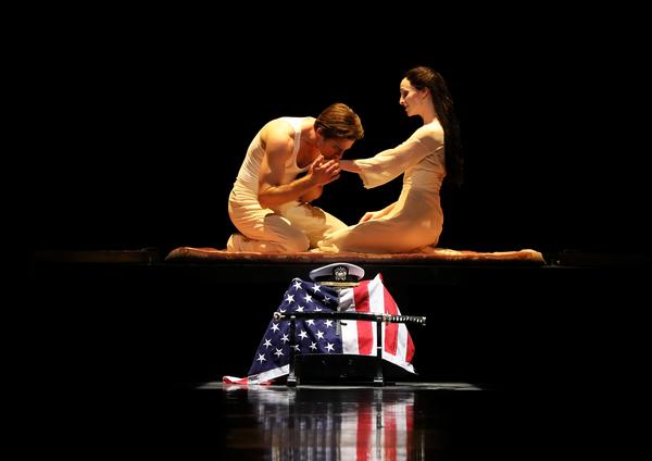 Sara Webb and Ian Casady