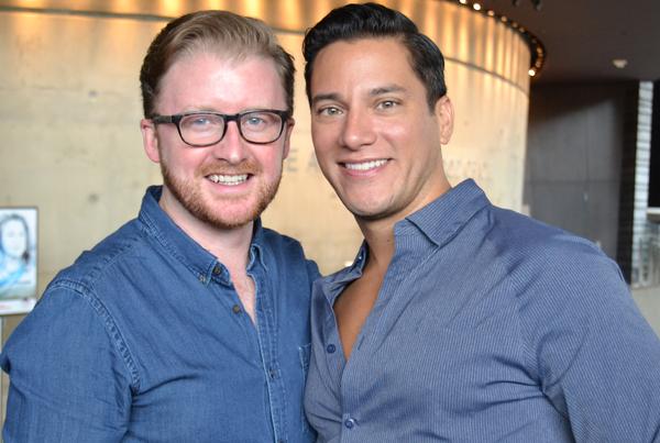Kurt Boehm and Nicholas Rodriguez