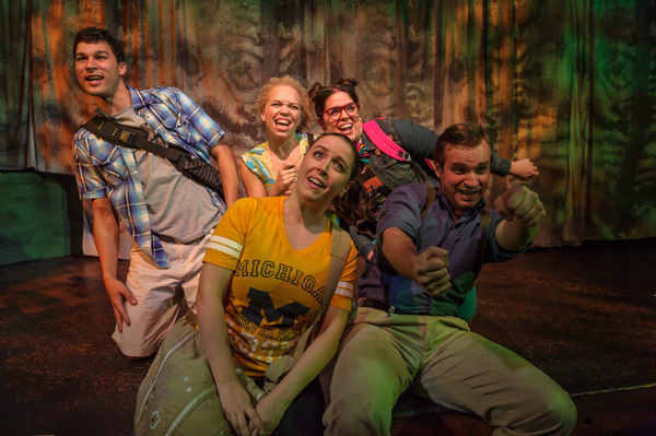 Photo Flash: Red Branch Sets Special Events, Experiences for EVIL DEAD: THE MUSICAL