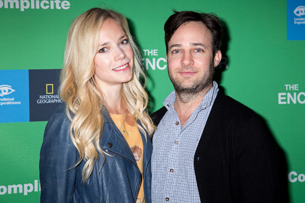 Caitlin Mehner, Danny Strong Photo