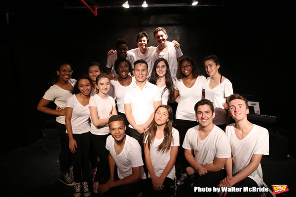 B. D. Wong and TADA! Youth Theater  Photo