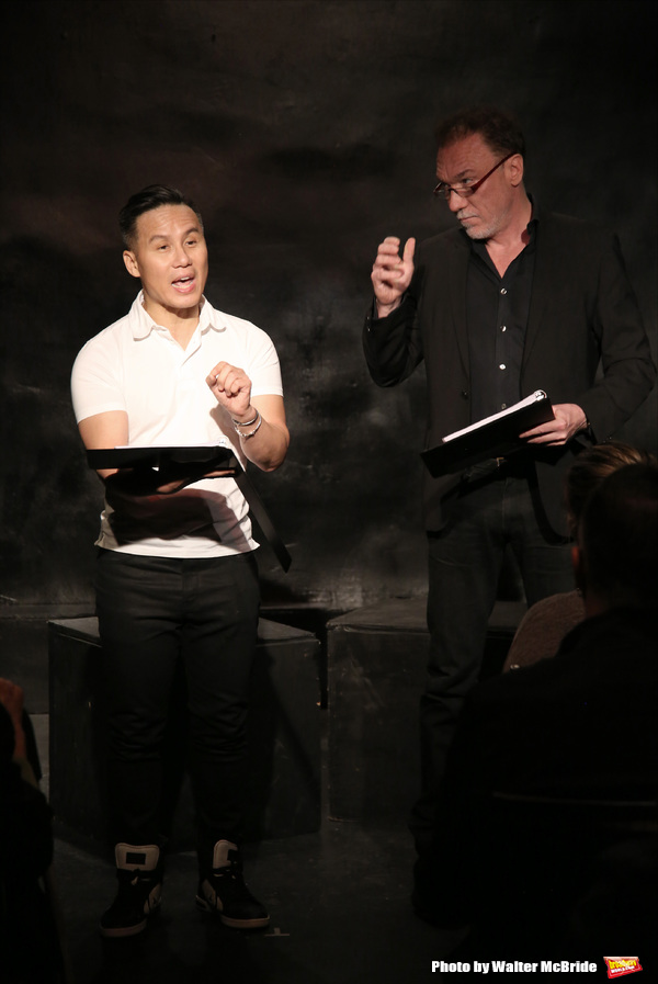 Photo Coverage: Dramatists Legal Defense Fund Celebrates Freedom to Read at BANNED TOGETHER