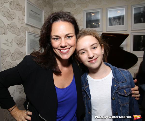 Georgia Stitt and Molly Brown