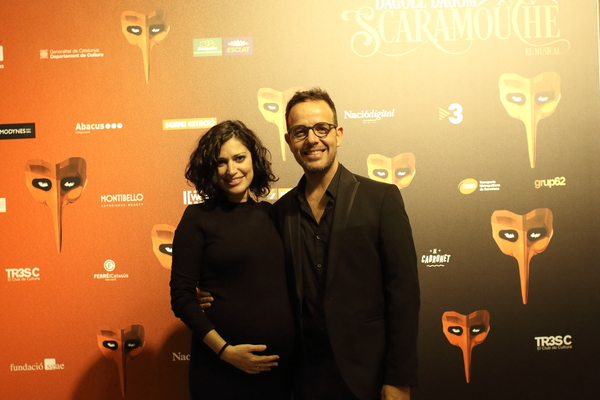Elena Gadel y Àngel Llàcer Photo