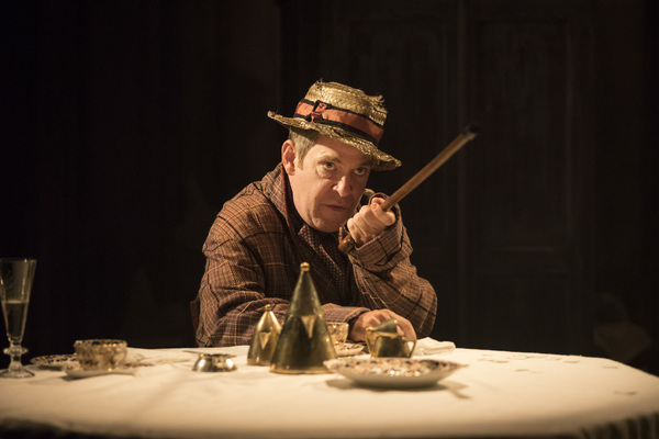 Photo Flash: First Look at Tom Stoppard's TRAVESTIES at the Menier Chocolate Factory