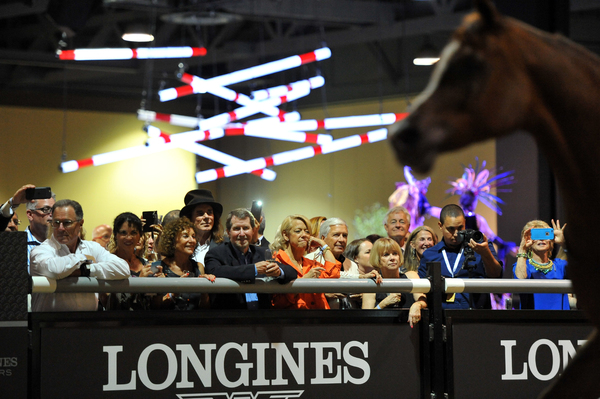 Photo Flash: Iggy Azalea Hosts Longines Masters of LA Gala with Kaley Cuoco and More