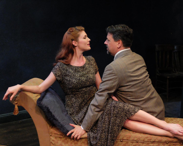 Photo Flash: Metropolitan Playhouse Opens 25th Season with END OF SUMMER Tonight