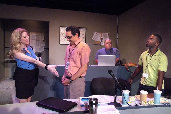 Annie Abrams, David Babich,  Troy Metcalf and Dennis Pearson