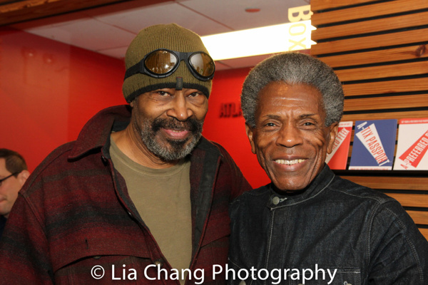 Anthony Chisholm and Andre De Shields