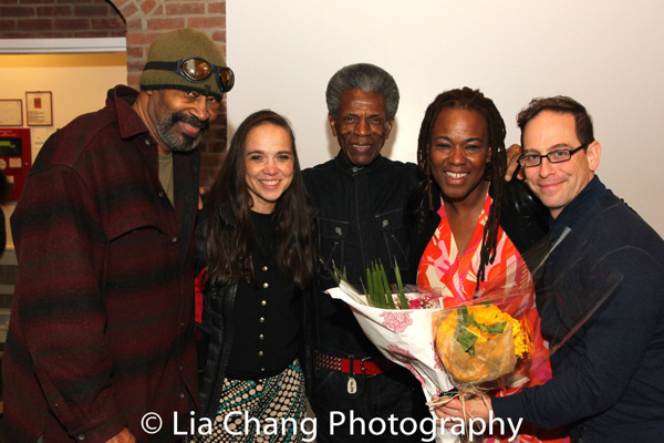 Anthony Chisholm, Carla Brothers, Andre De Shields, Kecia Lewis, Garth Kravits