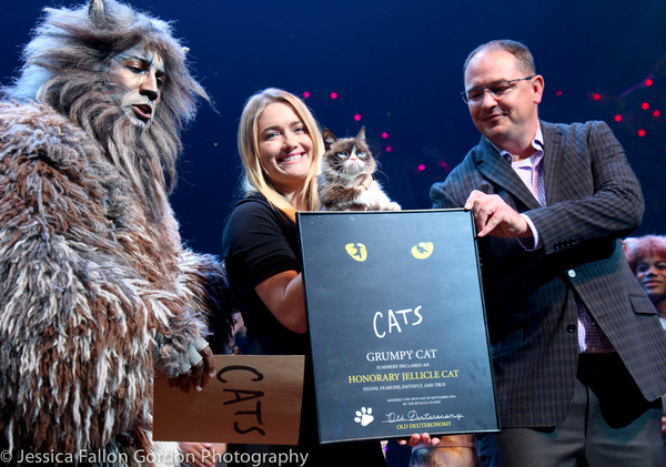 Quentin Earl Darrington, Tabatha Bundesen and Grumpy Cat