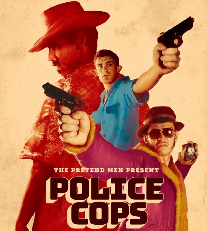 BWW Review: Irrepressibly Zany POLICE COPS a Giddy Ride on Laughter-induced Endorphins