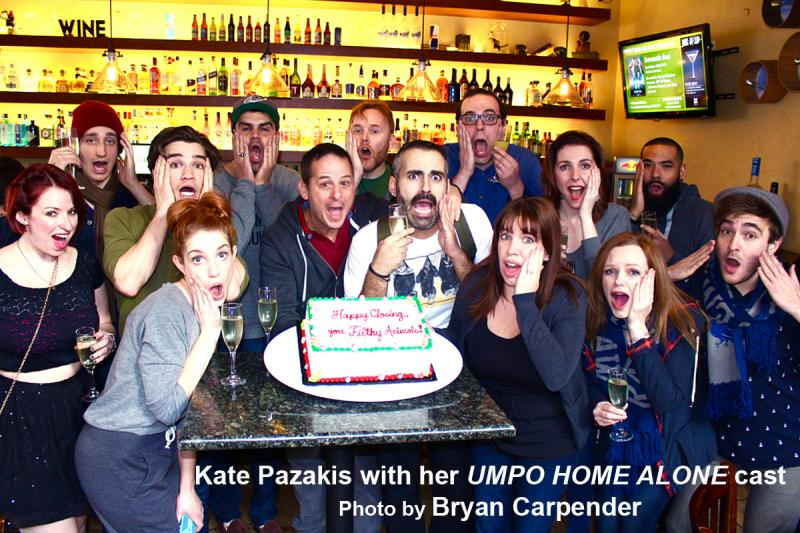 BWW Interview: UMPO's Kate Pazakis Laboriously Producing Live Productions - The Latest Ones Simultaneously