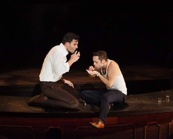 Zak Resnick and Justin Mortelliti