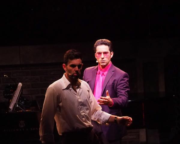 Zak Resnick and John Lloyd Young