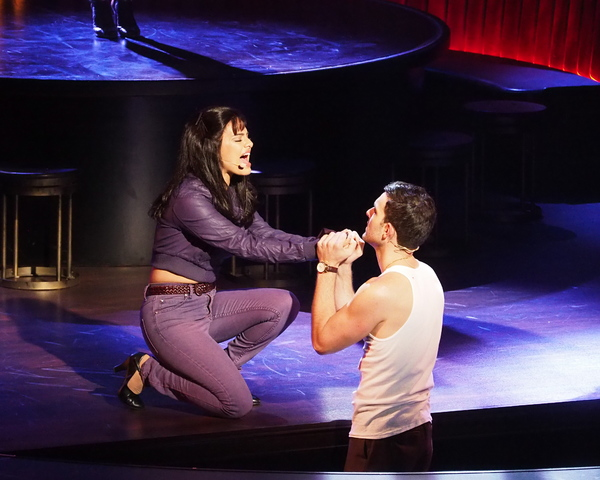 Pia Toscano and Zak Resnick