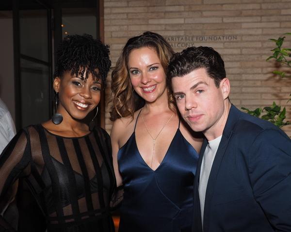 Danielle Truitt, Ginifer King, and Ciaran McCarthy Photo