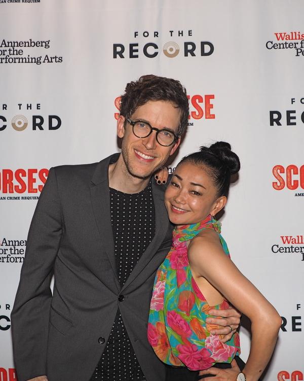 Anderson Davis and Sumie Maeda