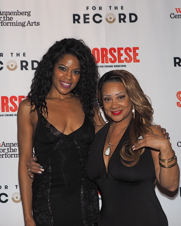 Dionne Gipson and Patrice Lovely