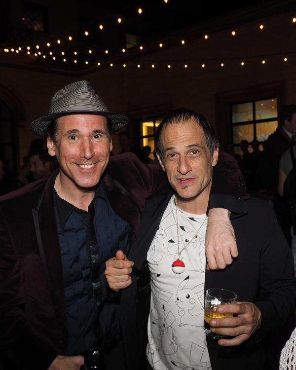 Eric Scott and Jason Paige